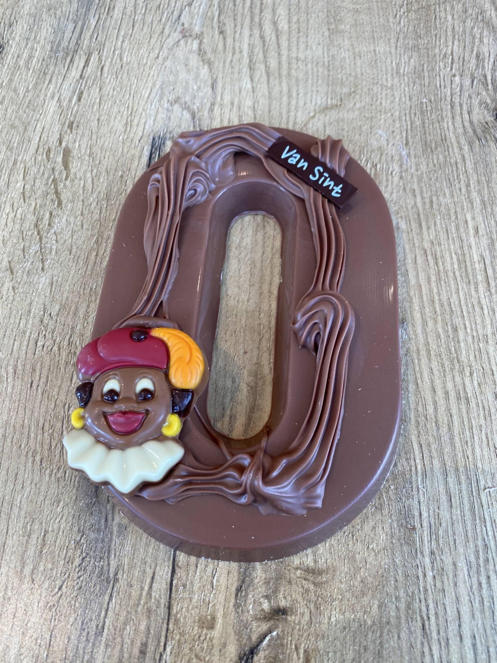 Chocoladeletter O
