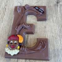 Chocoladeletter E