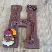 Chocoladeletter H