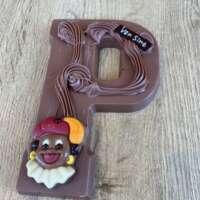 Chocoladeletter P